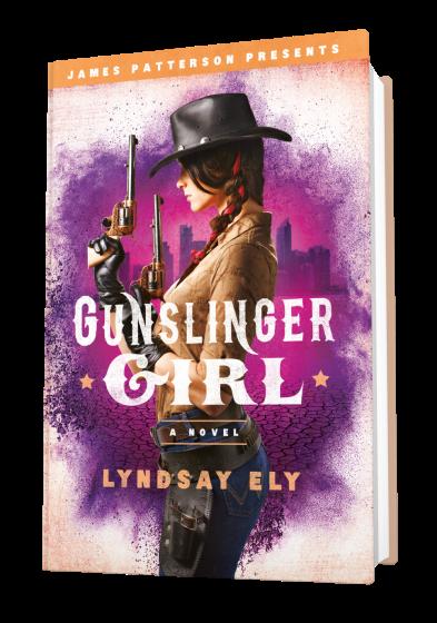 Gunslinger Girl by Lyndsay Ely cover